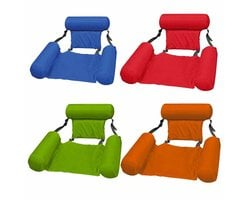 Надувное кресло inflatable floating bed