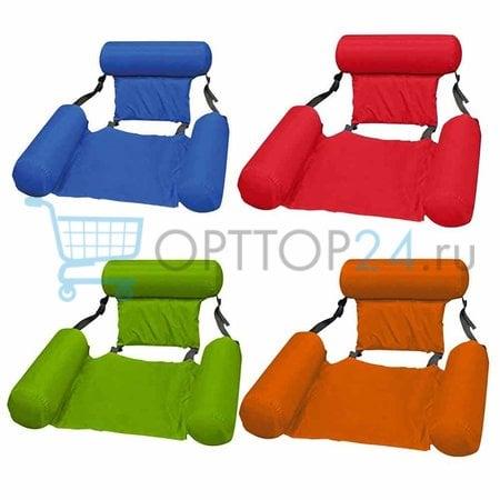 Надувное кресло inflatable floating bed оптом