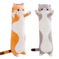 Мягкая игрушка кот батон 90 см