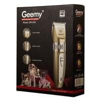 Машинка для стрижки животных Geemy GM 635