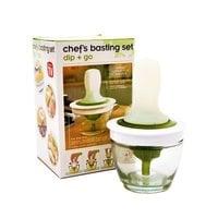 Набор кулинарный для обмазывания Chef's basting set