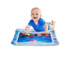 Надувной развивающий водный коврик Baby slapped Pad