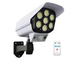 Солнечная индукционная лампа Solar Monitoring Lamp 113COB