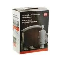 Водонагреватель проточный Instant Electric Heating Water Faucet без душа