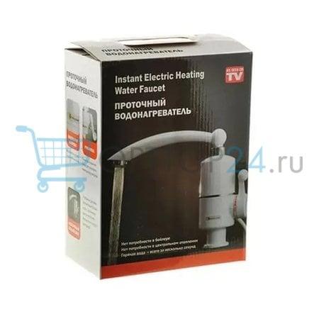 Водонагреватель проточный Instant Electric Heating Water Faucet без душа оптом
