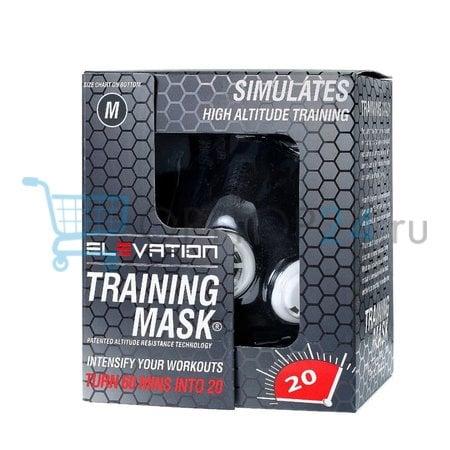 Маска ограничитель дыхания 2-го поколения Elevation Training Mask 2.0 оптом