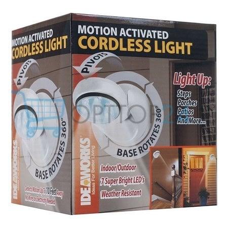 Лампа с датчиком движения Cordless Light оптом