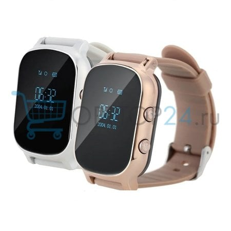 Детские умные часы Smart Watch T58 оптом