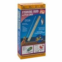 Мини-удочка в форме ручки FISHING ROD IN PEN CASE