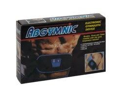 Пояс-тренажер AbGymnic + маленький гель