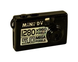 Мини камера Mini DV 5MP 1280х960
