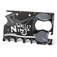 Карманный мультитул Wallet Ninja