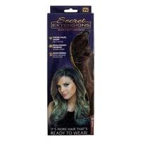 Накладные волосы Secret Extensions