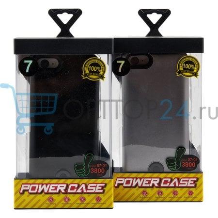 Чехол-аккумулятор Power Case 07-01 для iPhone 7 оптом