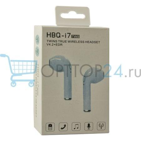 Беспроводные наушники HBQ I7 TWS оптом