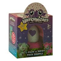 Игрушка в яйце Hatch Wizard