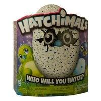 Игрушка в яйце Хэтчималс дракоша