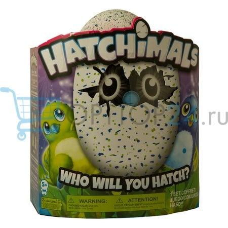 Игрушка в яйце Хэтчималс дракоша оптом