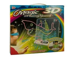 3D доска Magic Drawing Board