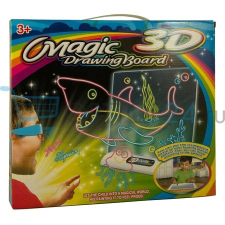 3D доска Magic Drawing Board оптом