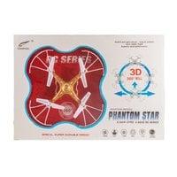 Радиоуправляемый квадрокоптер Rongfuda Phantom Star