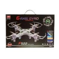 Радиоуправляемый квадрокоптер 6 Axis Gyro F522