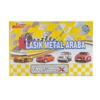 Машинка Klasik Metal Araba 2