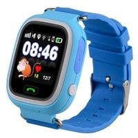 Умные детские часы Smart baby watch Q80 (сенсорные)