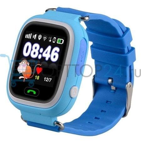 Детские умные часы Smart baby watch Q80 оптом