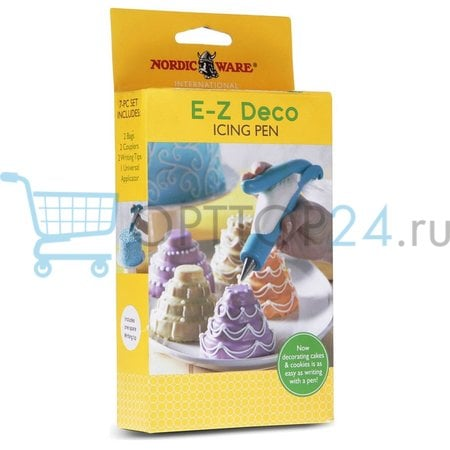 Кондитерский шприц E-Z Deco оптом