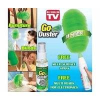 Электрощетка для удаления пыли Go Duster