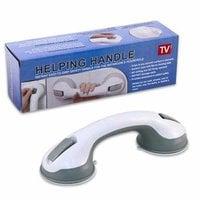 Ручка на вакуумных присосках для ванной Helping Handle