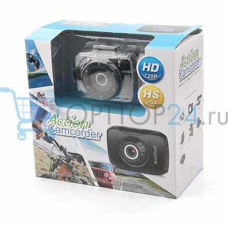 Экшн камера Hd Action Camcorder оптом