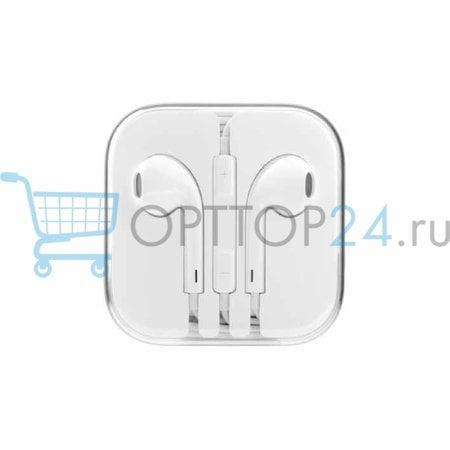 Наушники EarPods для iPhone/iPod/iPad оптом