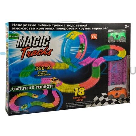 MagicTracks 366 деталей оптом