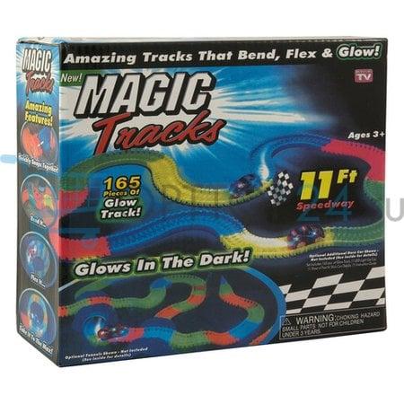 Magic Tracks 165 деталей оптом