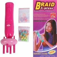 Braid X-press прибор для плетения косичек