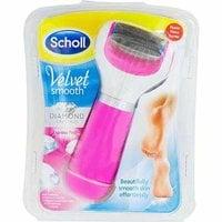 Электрическая пилка для ног Scholl Velvet Soft
