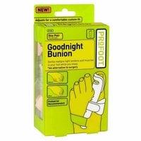 Ортопедический фиксатор для большого пальца ноги Goodnight Bunion