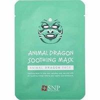 Тканевая успокаивающая маска Animal Dragon Soothing Mask