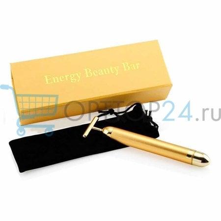 Вибрационный массажер для лица Energy Beauty Bar (Ревоскин) оптом